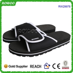 Thick Sole Changeable Size Strap Slide Slipper