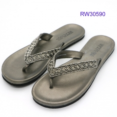 latest hot selling new fashion  soft sole slipper